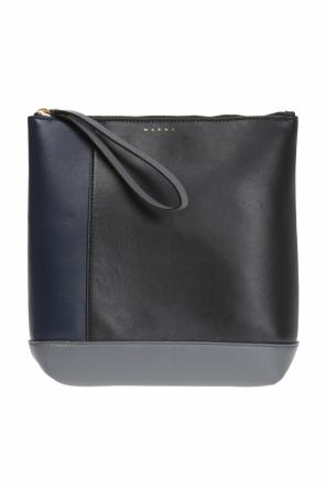 Leather hand bag od Marni