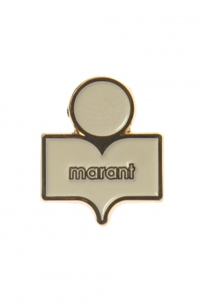 Branded cuff link od Isabel Marant