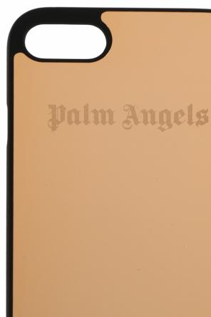 Iphone 7 case with logo od Palm Angels