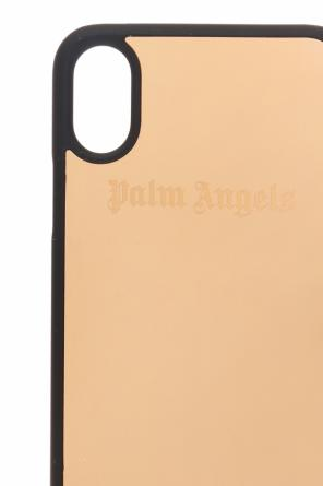 Etui na iphone x z logo od Palm Angels
