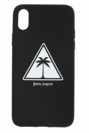 Etui na iphone x z nadrukiem od Palm Angels