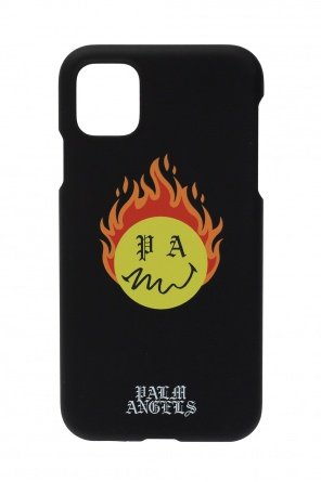 Branded iphone 11 case od Palm Angels