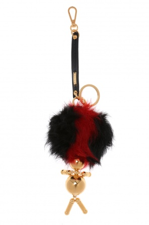 Fur key ring od Marni