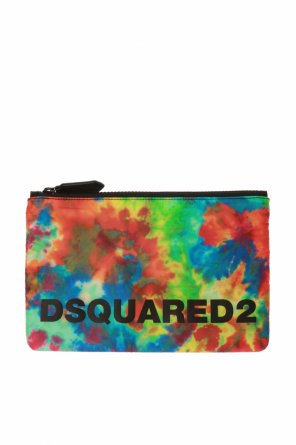 Patterned clutch od Dsquared2