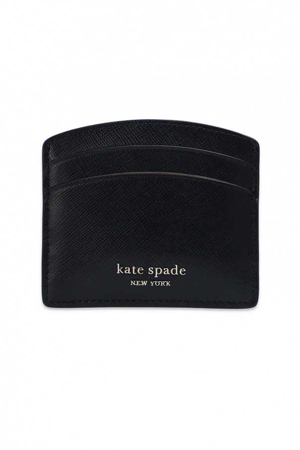 Kate Spade Card holder with logo