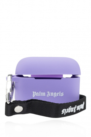 Airpods case with logo od Palm Angels