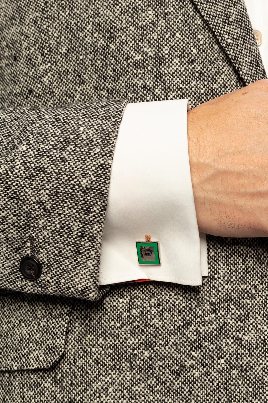Etro Cufflinks with logo