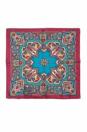 彩色方巾 od Etro