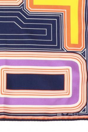 图案方巾 od Etro