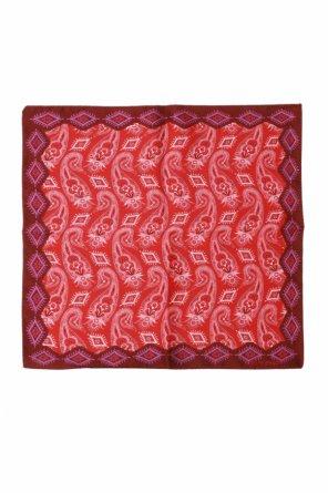 Silk pocket square od Etro
