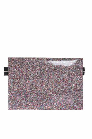 Logo clutch od MM6 Maison Margiela