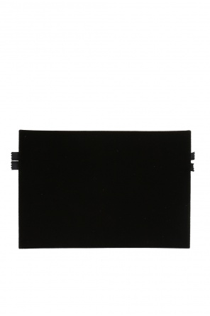 Velvet clutch od MM6 Maison Margiela