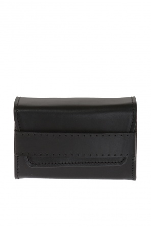 Leather business card holder od Maison Margiela