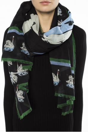 Patterned scarf od Stella McCartney