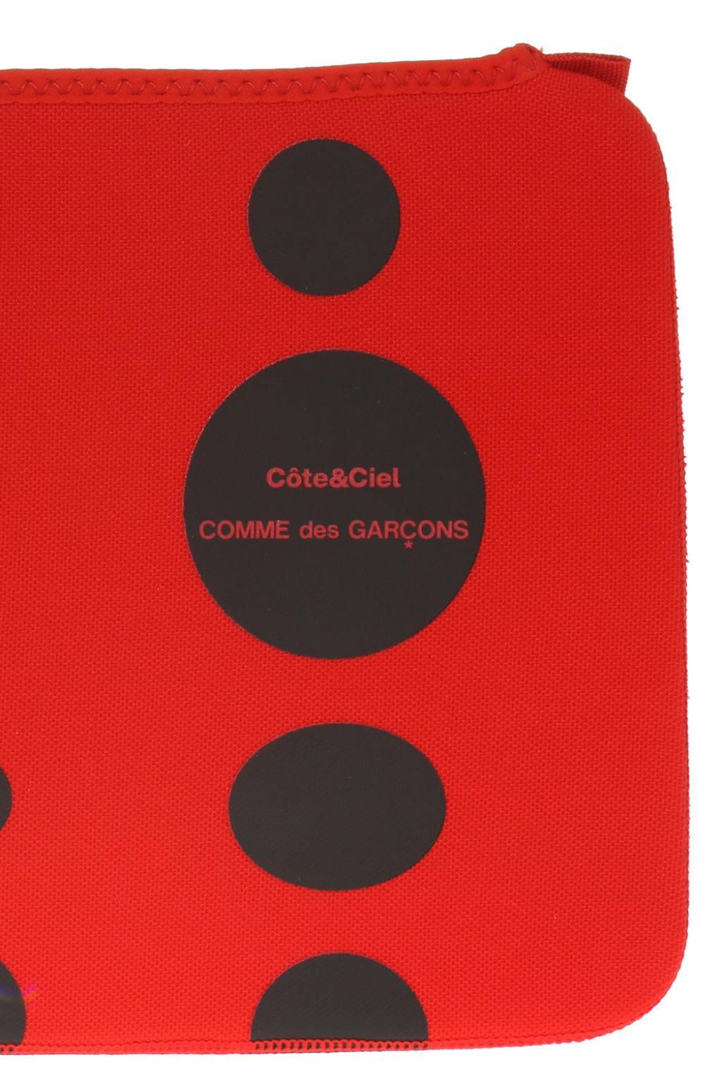 Comme des Garcons Logo tablet case