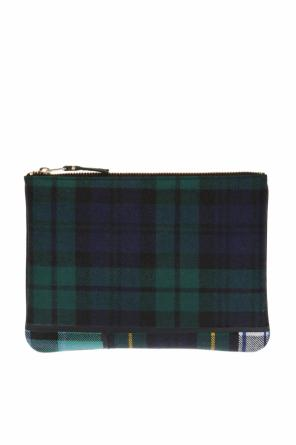 Checked clutch od Comme des Garcons