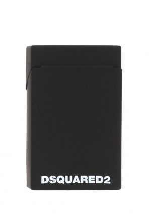 Cigarette case with a logo od Dsquared2