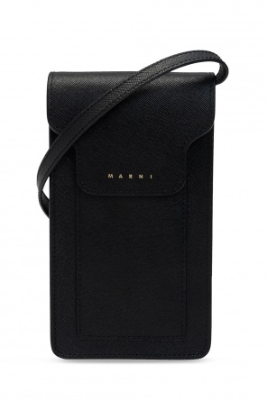 Phone pouch on strap od Marni