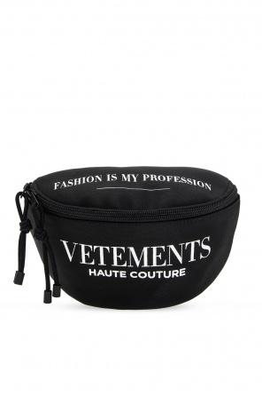 Belt bag with logo od VETEMENTS