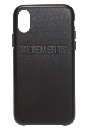Iphonex/xs case od Vetements