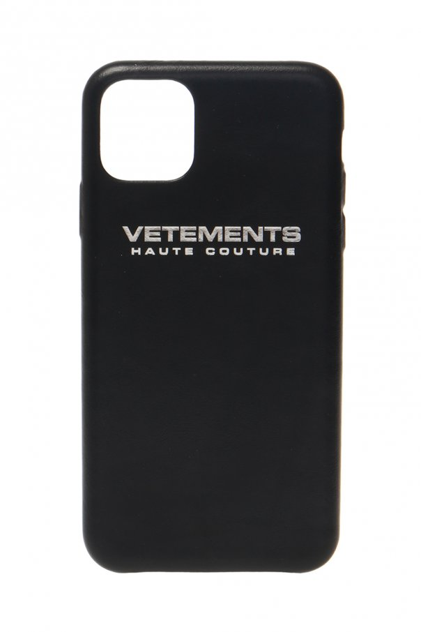 Vetements iPhone 11 Pro case