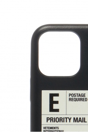 Iphone 11 pro max case od Vetements