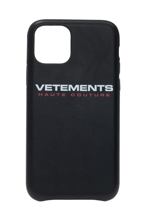 VETEMENTS iPhone 11 Pro智能手机保护套