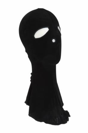 Cut-out mask od Vetements
