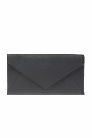 'voltaire' document holder od AllSaints