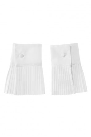 Pleated cuffs od Dsquared2