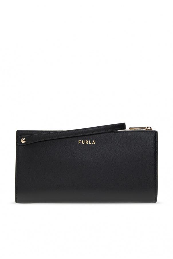 Furla 'Musa' wrist strap wallet