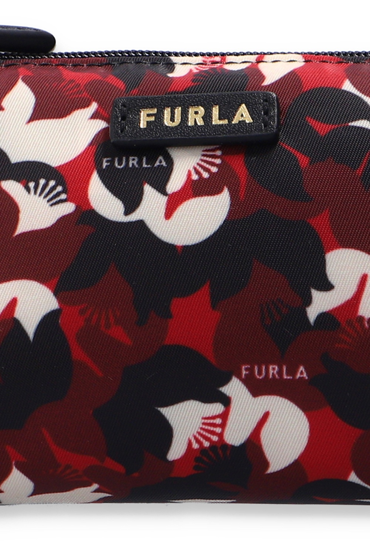 Furla 'Digit' wash bag with logo