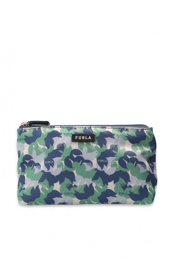 Furla 'Digit' wash bag set