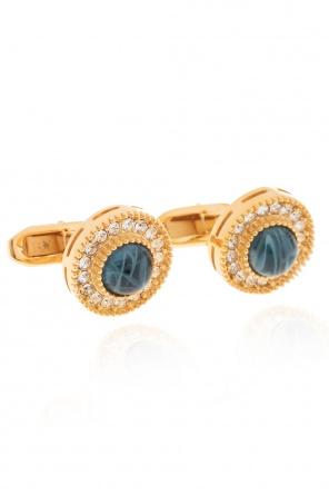 Silver cufflinks od Dolce & Gabbana