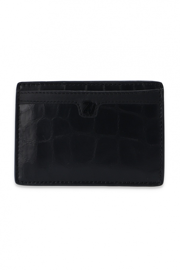 Zadig & Voltaire Card case with logo