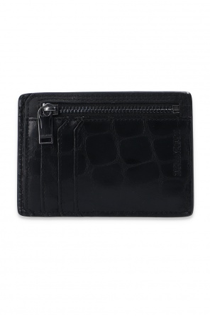 Card case with logo od Zadig & Voltaire
