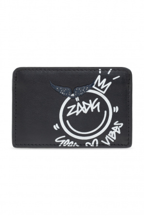 Leather card holder od Zadig & Voltaire