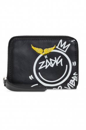 Wallet with logo od Zadig & Voltaire