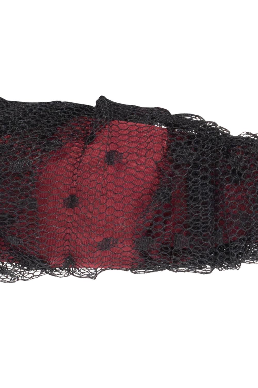 Red Valentino Headband