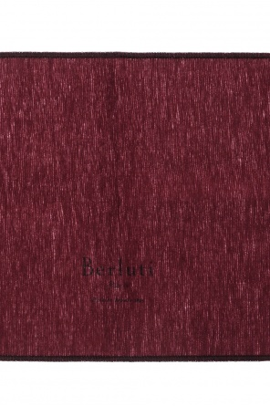 Shoe care cloth od Berluti