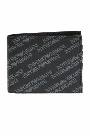 Wallet & key ring set od Emporio Armani