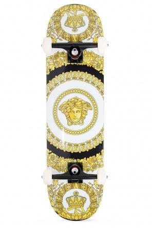 Baroque print skateboard od Versace Home