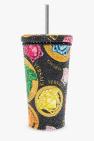 Versace Home Crystal-embellished travel mug
