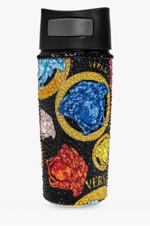 Embellished travel mug od Versace Home