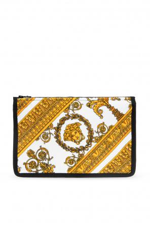 Patterned wash bag od Versace Home