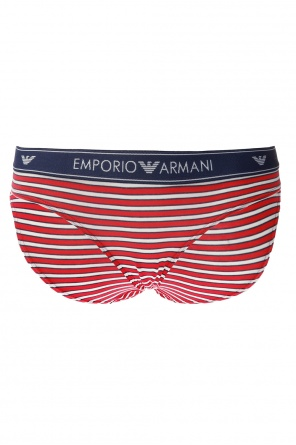 Branded briefs with logo od Emporio Armani