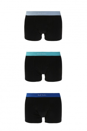 Three-pack of cotton boxers od Paul Smith