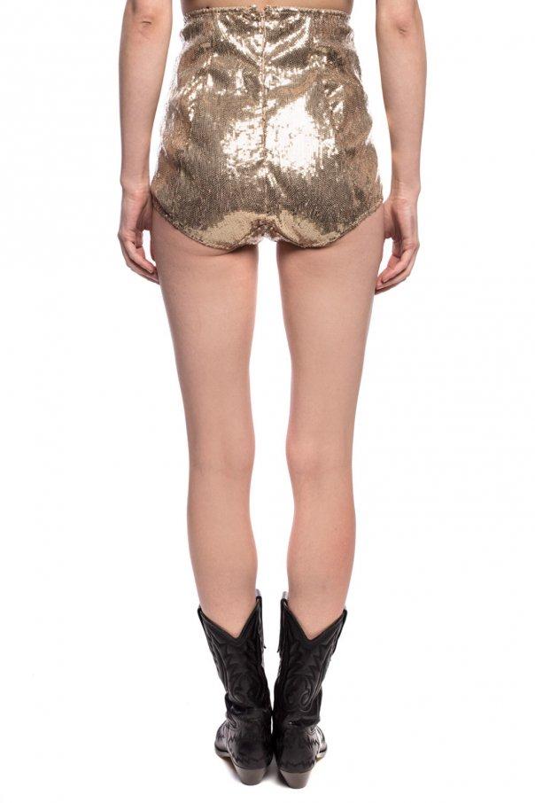 亮片饰短裤 od Dolce & Gabbana