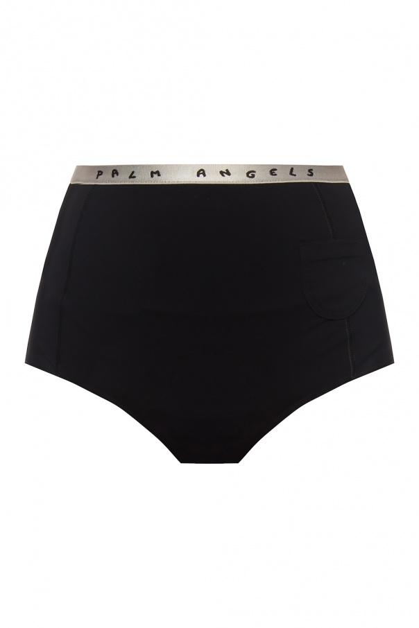 Palm Angels Logo panties