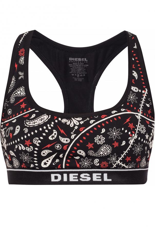 5b22cfb92d48f3 Biustonosz sportowy Diesel - sklep internetowy Vitkac
